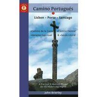 John Brierley Wandelgids Pilgrim's Guide To The Camino Portugues