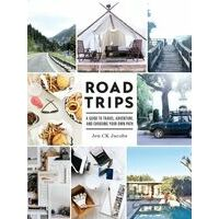 Roost Books Road Trips - A Guide To Travel & Adventure