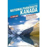 ConBOok Routenreiseführer Nationalparkroute Kanada West
