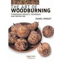 Search Press The Art Of Woodburning