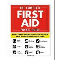 Boeken Overig The Complete FIRST AID Pocket Guide
