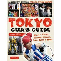Tuttle Tokyo Geek's Guide