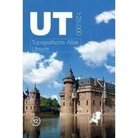 12 Provincien Topografische Atlas Utrecht Provincie 1:25.000