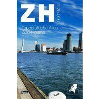 12 Provincien Topografische Atlas Zuid-Holland 1:25.000