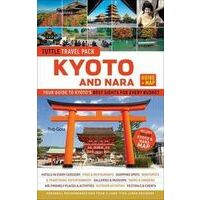 Tuttle Travel Pack Kyoto & Nara Guide & Map