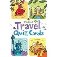 Usborne Travel Quiz Cards