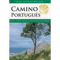 Boeken Overig Wandelgids Camino Portugues