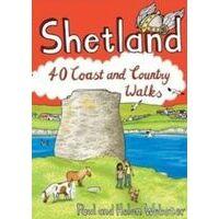 Boeken Overig Wandelgids Shetland