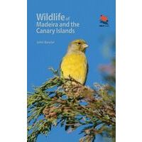 Boeken Overig Wildlife Of Madeira & The Canary Islands