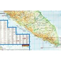 Borch Maps Aruba Kaart 1:50.000