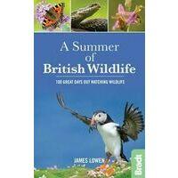 Bradt Travelguides A Summer Of British Wildlife
