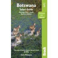 Bradt Travelguides Botswana Safari Guide