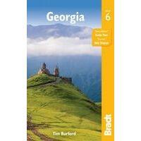 Bradt Travelguides Georgia - Reisgids Georgië