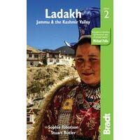 Bradt Travelguides Ladakh Reisgids - Jammu - Kashmir - Zanskar