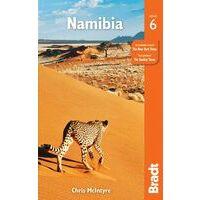 Bradt Travelguides Namibia - Reisgids Namibië