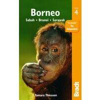 Bradt Travelguides Reisgids Borneo