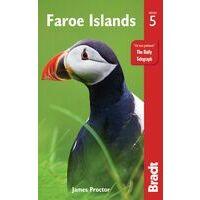 Bradt Travelguides Reisgids Faroe Island - Faroër