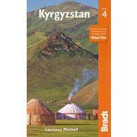 Bradt Travelguides Reisgids Kyrgyzstan - Kirgizië