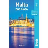 Bradt Travelguides Reisgids Malta & Gozo