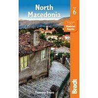 Bradt Travelguides Reisgids North Macedonia - Noord-Macedonië