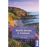 Bradt Travelguides Reisgids Slow Travel North Devon & Exmoor