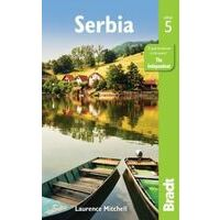 Bradt Travelguides Serbia