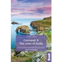 Bradt Travelguides Slow Travel Cornwall & The Isles Of Scilly