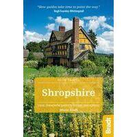 Bradt Travelguides Slow Travel Shropshire