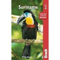 Bradt Travelguides Suriname Reisgids