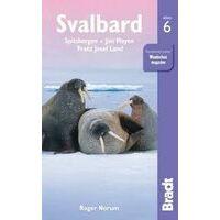 Bradt Travelguides Svalbard (Spitsbergen)