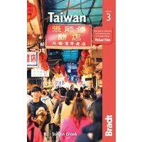 Bradt Travelguides Taiwan Reisgids