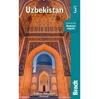 Bradt Travelguides Uzbekistan - Reisgids Oezbekistan