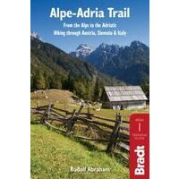 Bradt Travelguides Wandelgids The Alpe-Adria Trail