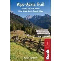 Bradt Travelguides Wandelgids The Alpe-Adria Trail
