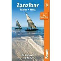 Bradt Travelguides Zanzibar Reisgids
