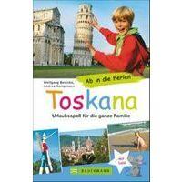 Bruckmann Urlaubspass Toskana - Met Kinderen