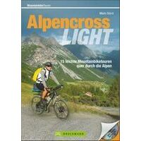 Bruckmann Alpencross Light 15 Leichte MTB Touren