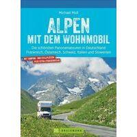 Bruckmann Campergids Alpen Mit Dem Wohnmobil