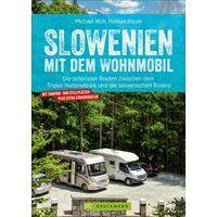 Bruckmann Campergids Slovenië - Slowenien Mit Wohnmobil
