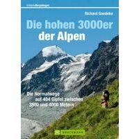 Bruckmann Die Hohen 3000er Den Alpen