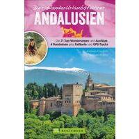 Bruckmann Wandelgids Andalusië - Andalusien Wanderführer