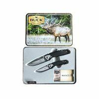 Buck Buck 351/352 Framelock Combo Twee Klapmessen