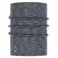 Buff Heavyweight Merino Wool Buff Fog Grey Multi Strip