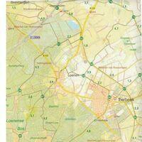 Buijten En Schipperheijn Sterkste Fietskaart Van De Regio 02 Friesland