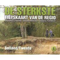 Buijten En Schipperheijn Sterkste Fietskaart Van De Regio 05 Salland En Twente