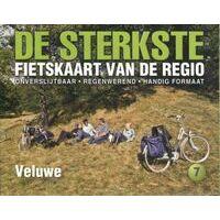 Buijten En Schipperheijn Sterkste Fietskaart Van De Regio 07 Veluwe