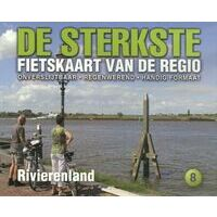 Buijten En Schipperheijn Sterkste Fietskaart Van De Regio 08 Rivierenland