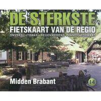 Buijten En Schipperheijn Sterkste Fietskaart Van De Regio 14 Midden-Brabant