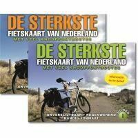 Buijten En Schipperheijn Sterkste Fietskaart Van Nederland Noord En Zuid