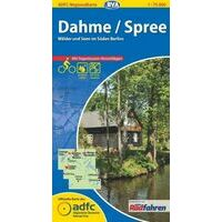 BVA-ADFC Fietskaart Dahme Spree
